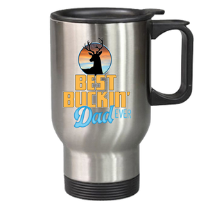 Travel Mug- Hunting Dad