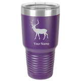 Tumbler Coffee Mug Deer