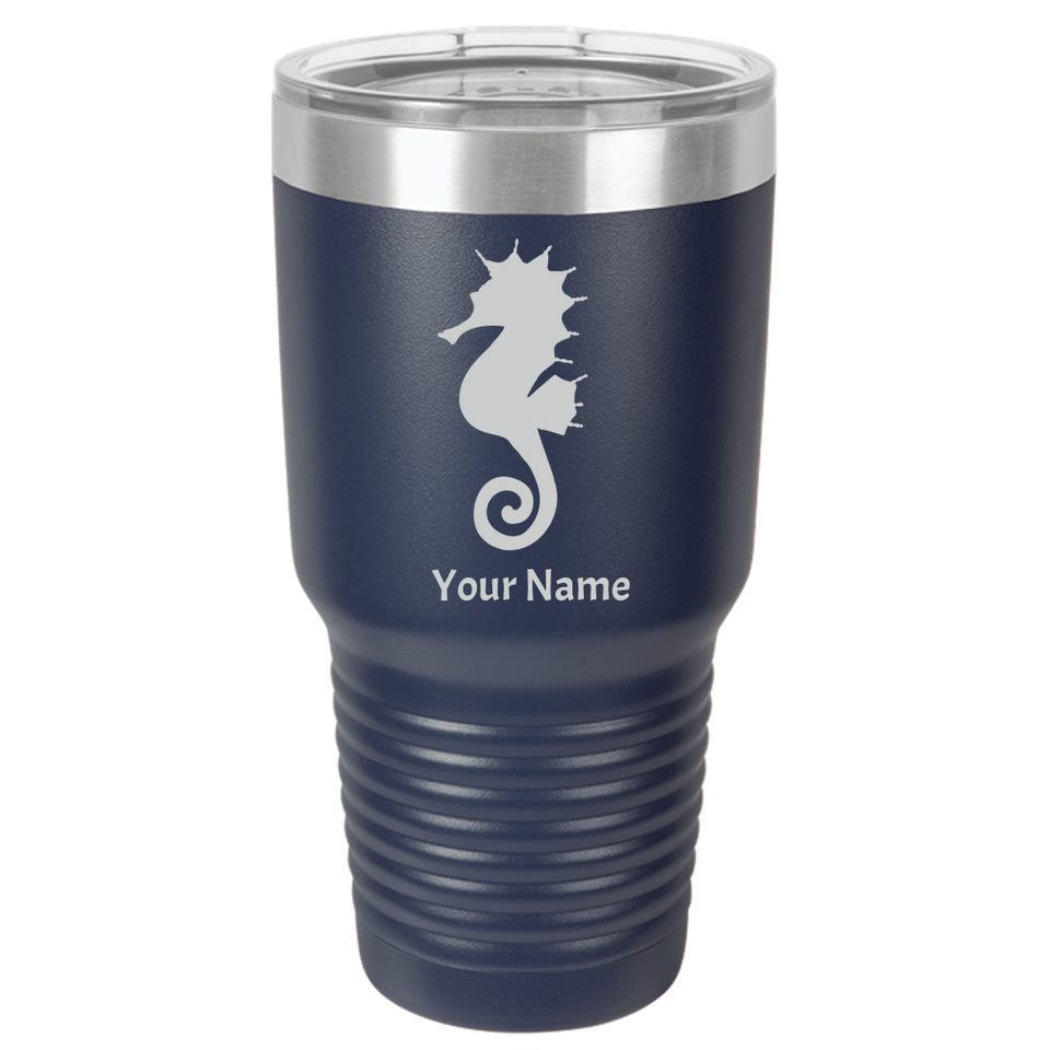 Tumbler Coffee Mug Sea Horse
