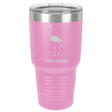 tumblet coffee cup flamingo gift.