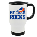 Florida Travel Mug - My Team Rocks