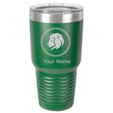 Leo Coffee Mug Tumbler. Personalized Gift For Zodiac/Horoscope Leo.