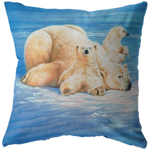 polar bear pillow algarve online shop