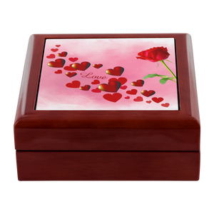 Love Jewelry Box