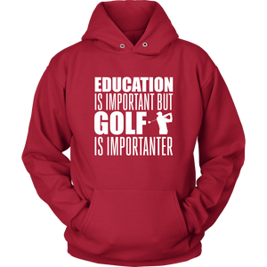golf hoodie  algarve online shop red