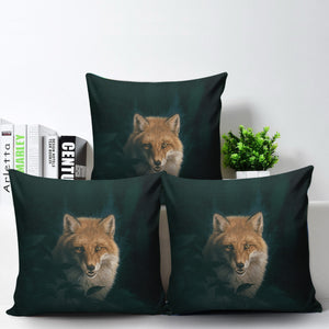 Fox Pillow Case