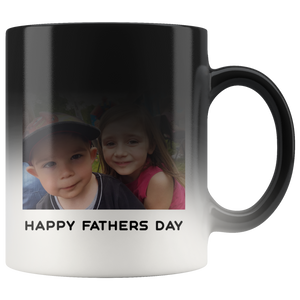 Magic mug Father's Day Coffee Mug