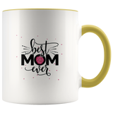 Mug Accent Best Mom Ever