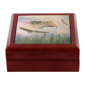 Eagle Jewelry Box