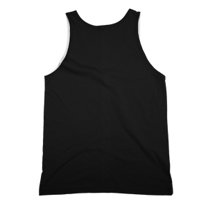 Fox t-shirt, fox tank back
