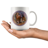 Big Cat Mug Fantasy