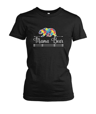 Autism Mom Mama Bear