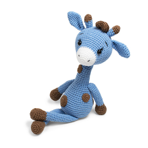 HOW TO CROCHET LITTLE GIRAFFE 🦒🦒🦒 - YouTube | 480x480
