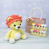 Leo the Lion amigurumi pattern - printable PDF