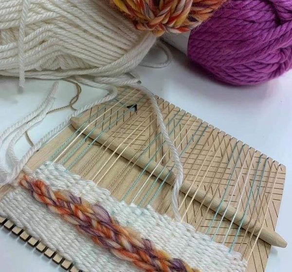 Weaving Class - Feb 12 or 29
