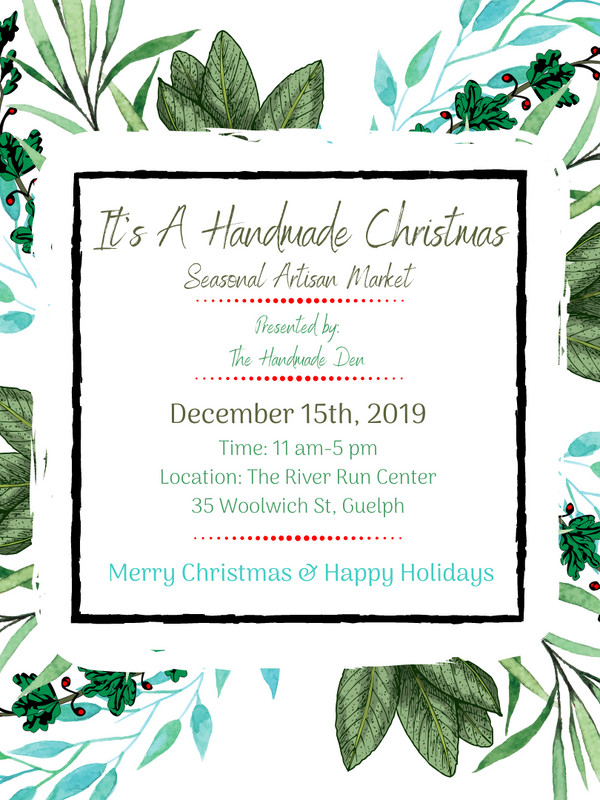 Its A Handmade Christmas show Thickets