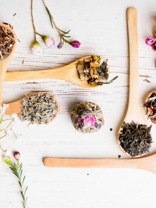 Tea Blending Class - March 7