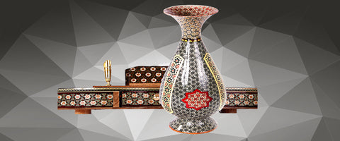 Khatam Desk & Home Accessories