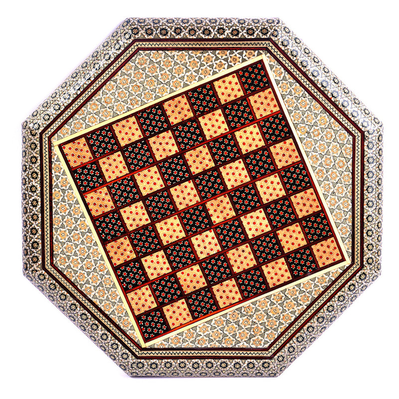 Luxury Handmade Games Chess Board Gift Craft Marquetry - luxurygiftcraft
