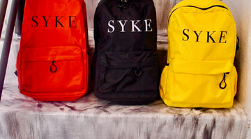 SYKE debuts their first SYKE packs by giving them away.