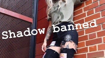 Death to Snakes Clothing Drop Gets Shadow-Banned by Social Media