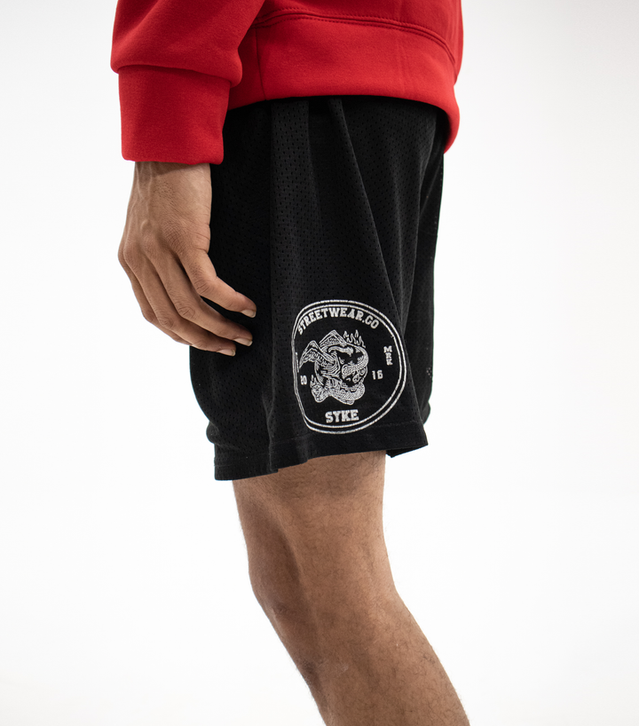 Mens SYKE Gym Shorts
