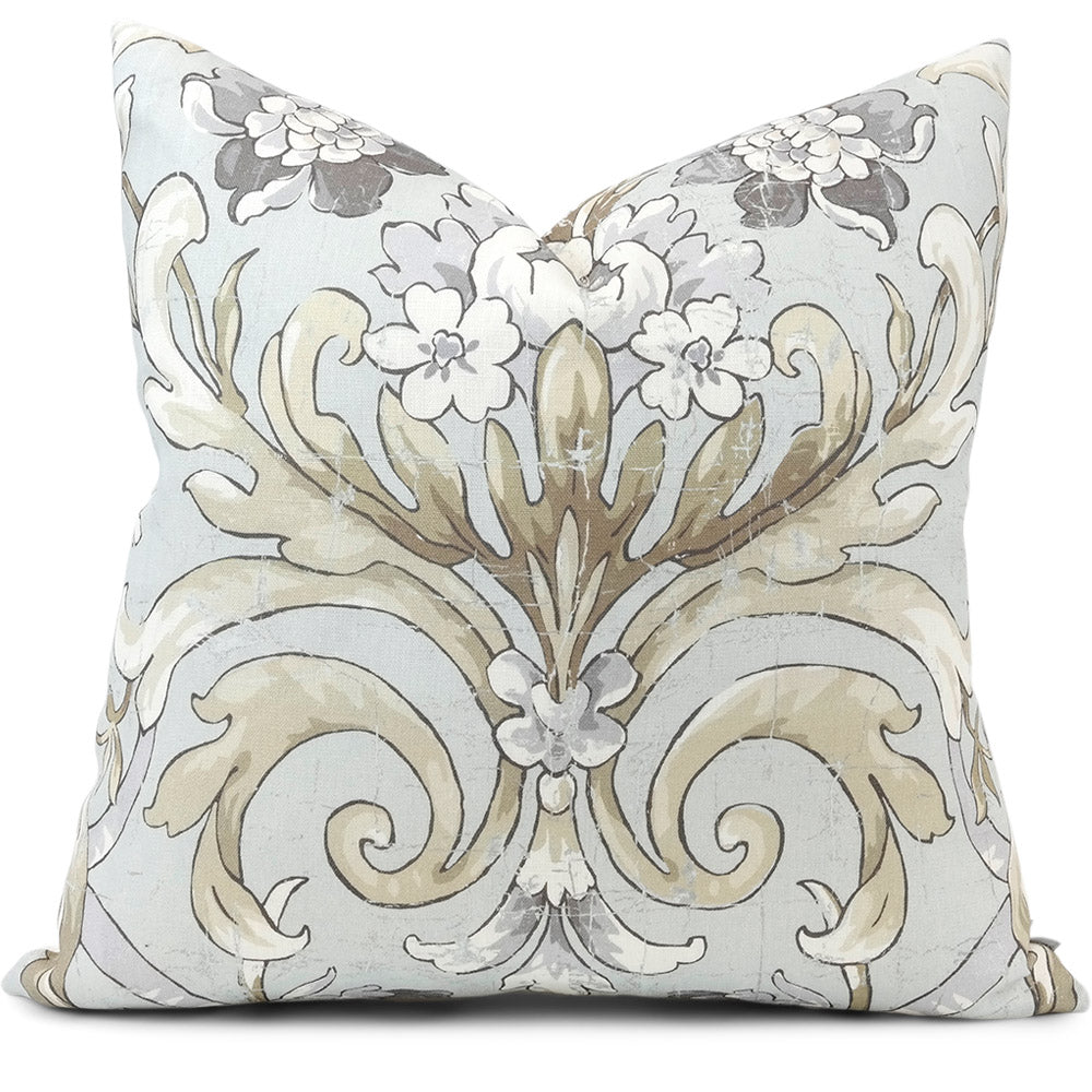 Avenham Sandstone Pillow Cover | Front View | Shown in 20x20