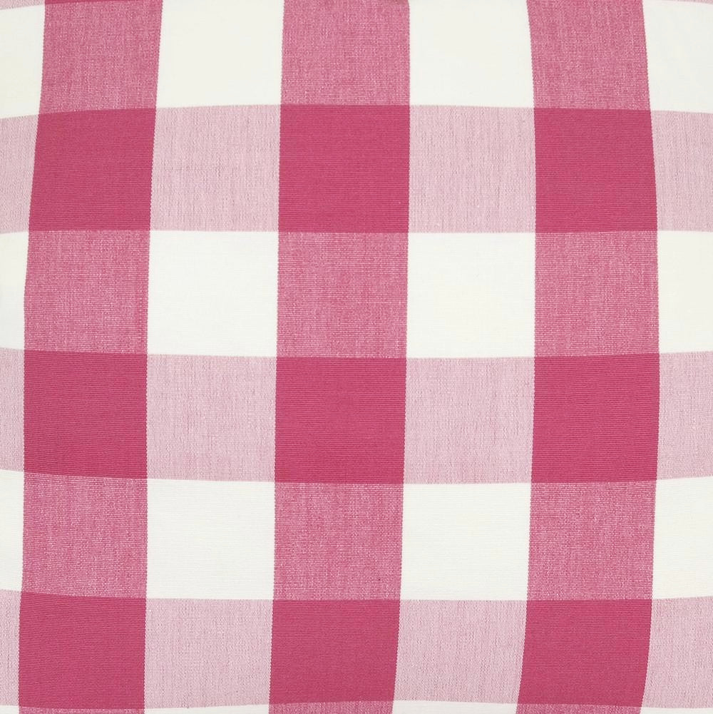 Melbury Buffalo Check in Camellia Fabric Swatch