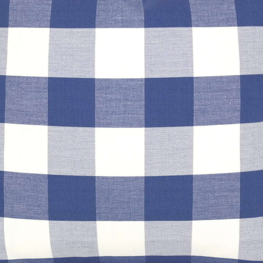 Melbury Buffalo Check in Sapphire Fabric Swatch