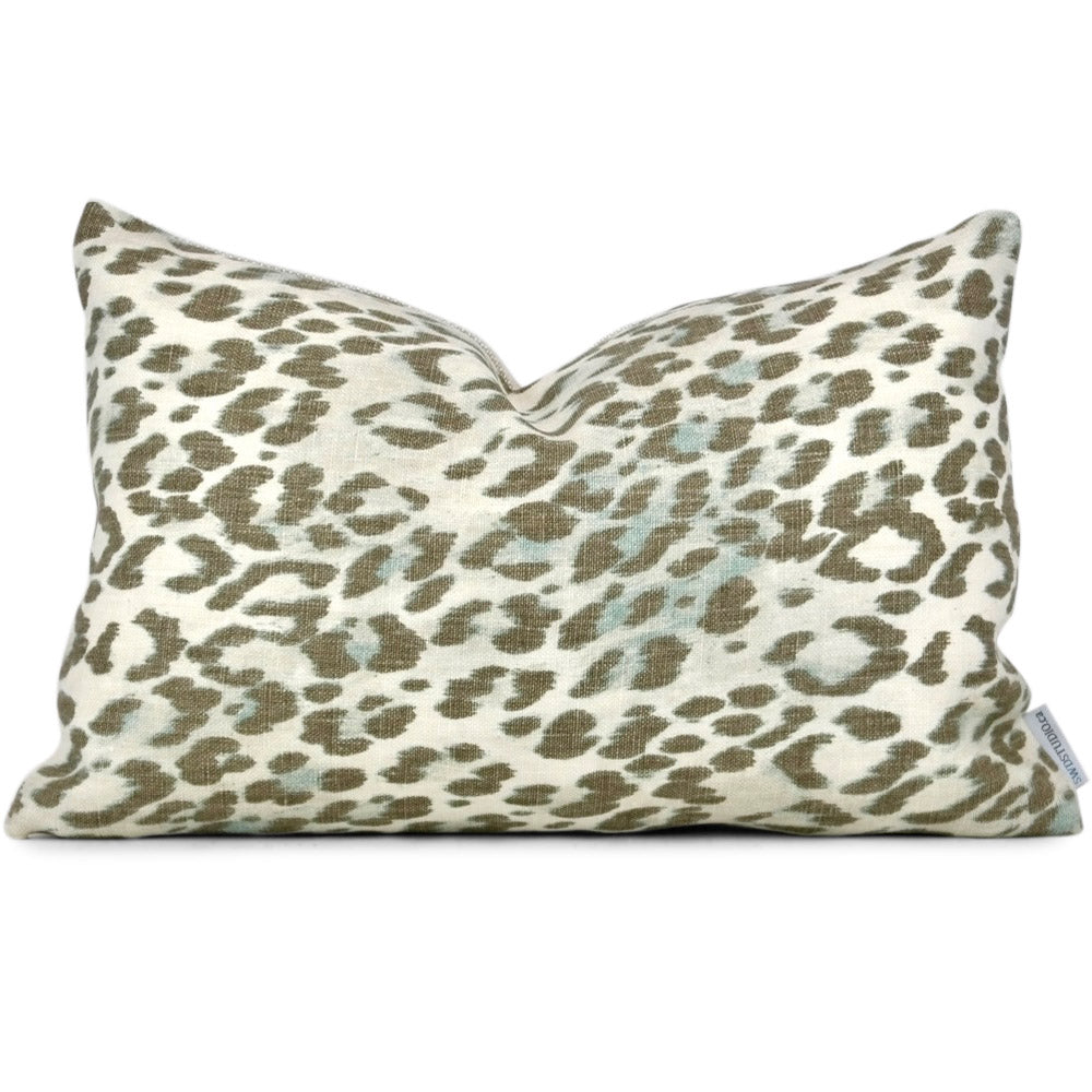 BOSANA in Watcheye Pillow Covers (Shown in 13x19 Lumbar)