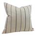 Fritz Glacier Pillow Cover - Angled View (Shown in 20x20)