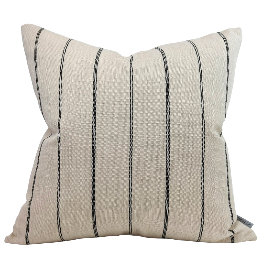 Fritz Glacier Pillow Cover - Front Vertical View (Shown in 20x20)