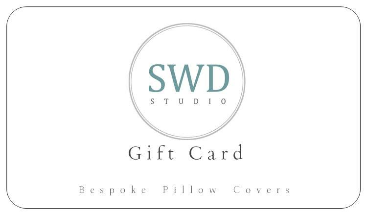 SWD Studio Gift Card for All Occasion