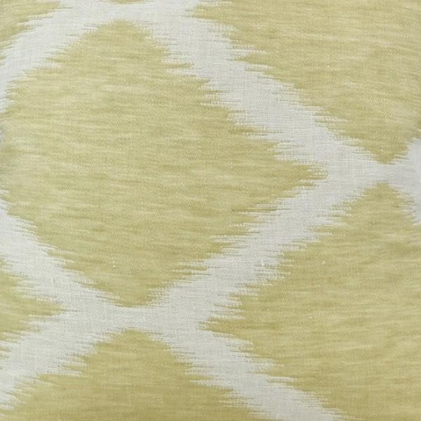 Inez in Hay Fabric Swatch - Front