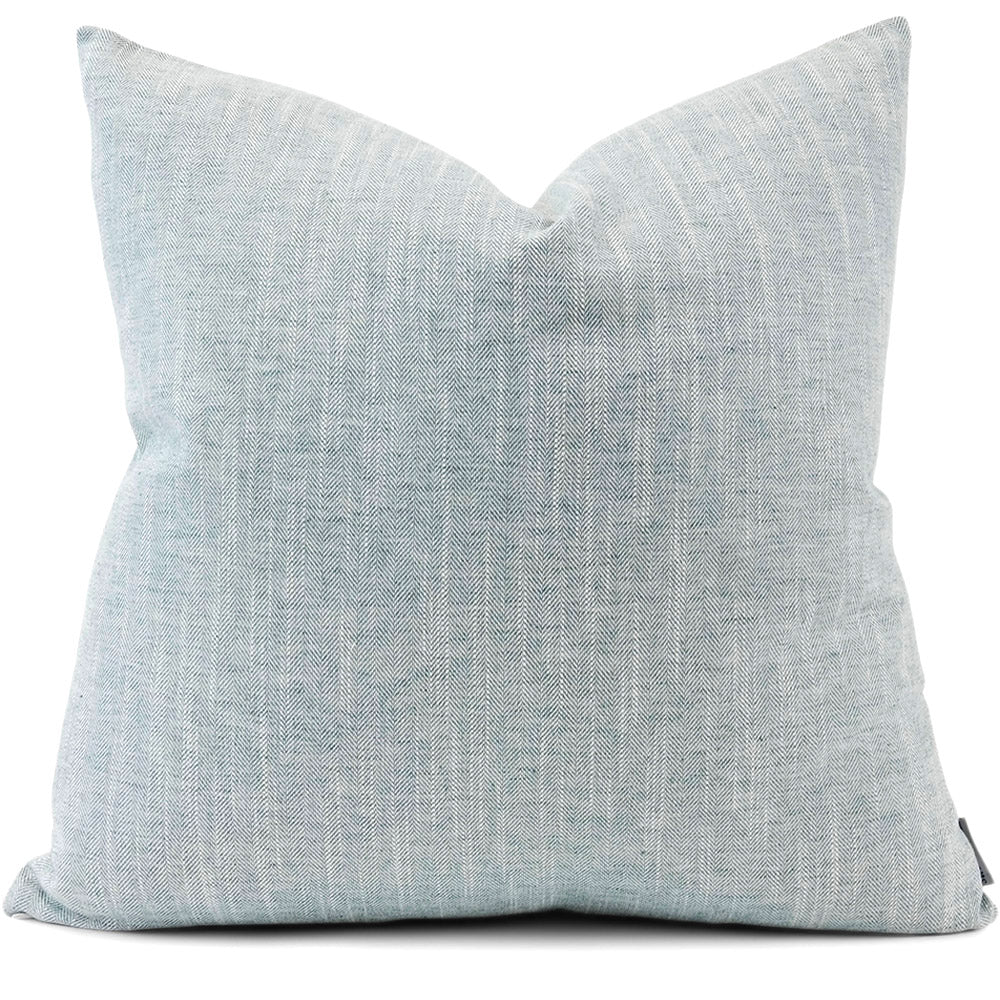 Linder Spa Pillow Cover | Front View | Shown in 20x20