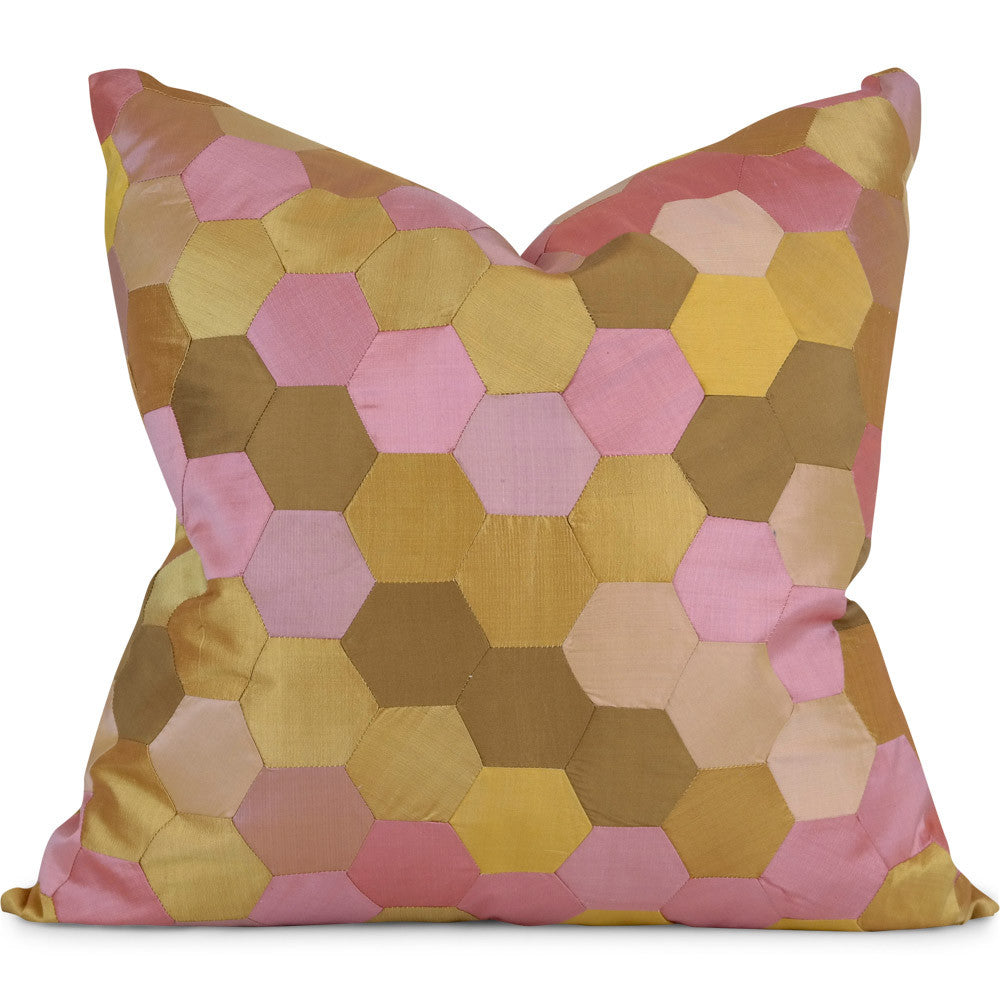 Hexagon Silk