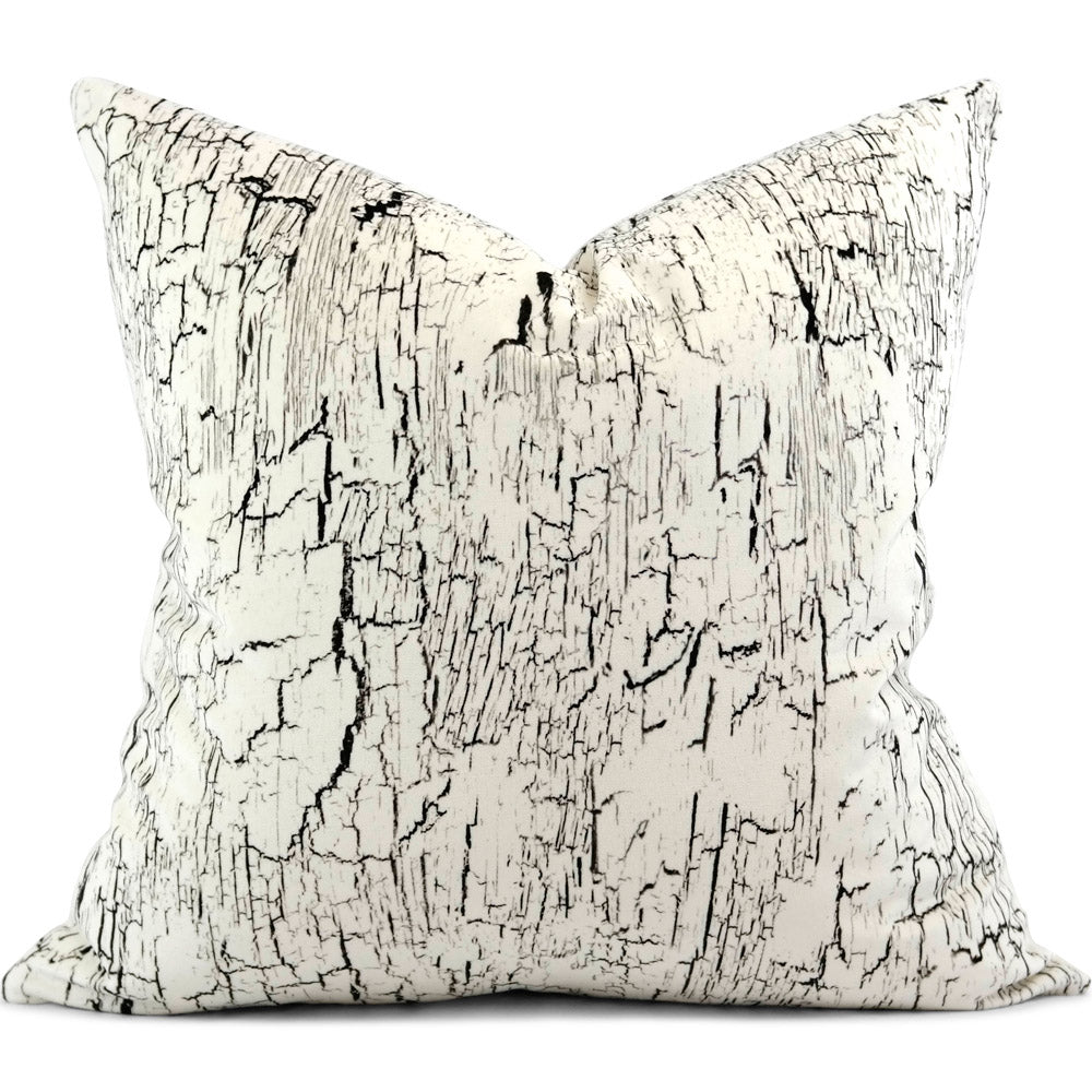 "ANTICA WHITEWASH Pillow Cover - Shown in 20""x20"""