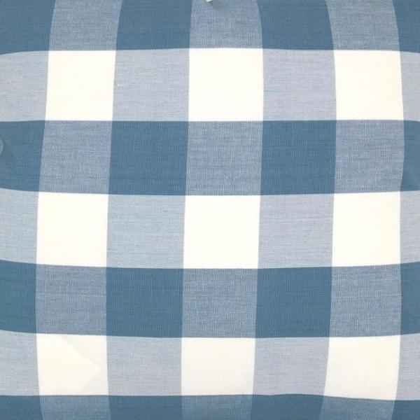 Melbury Buffalo Check Danube Fabric Swatch
