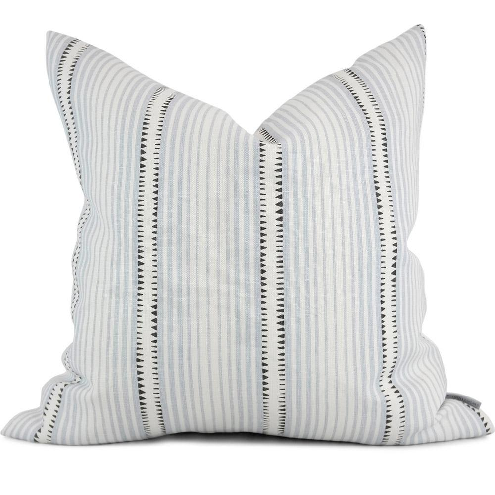"MONCORVO Le Mirage Pillow Cover - Shown in 20""x20"""
