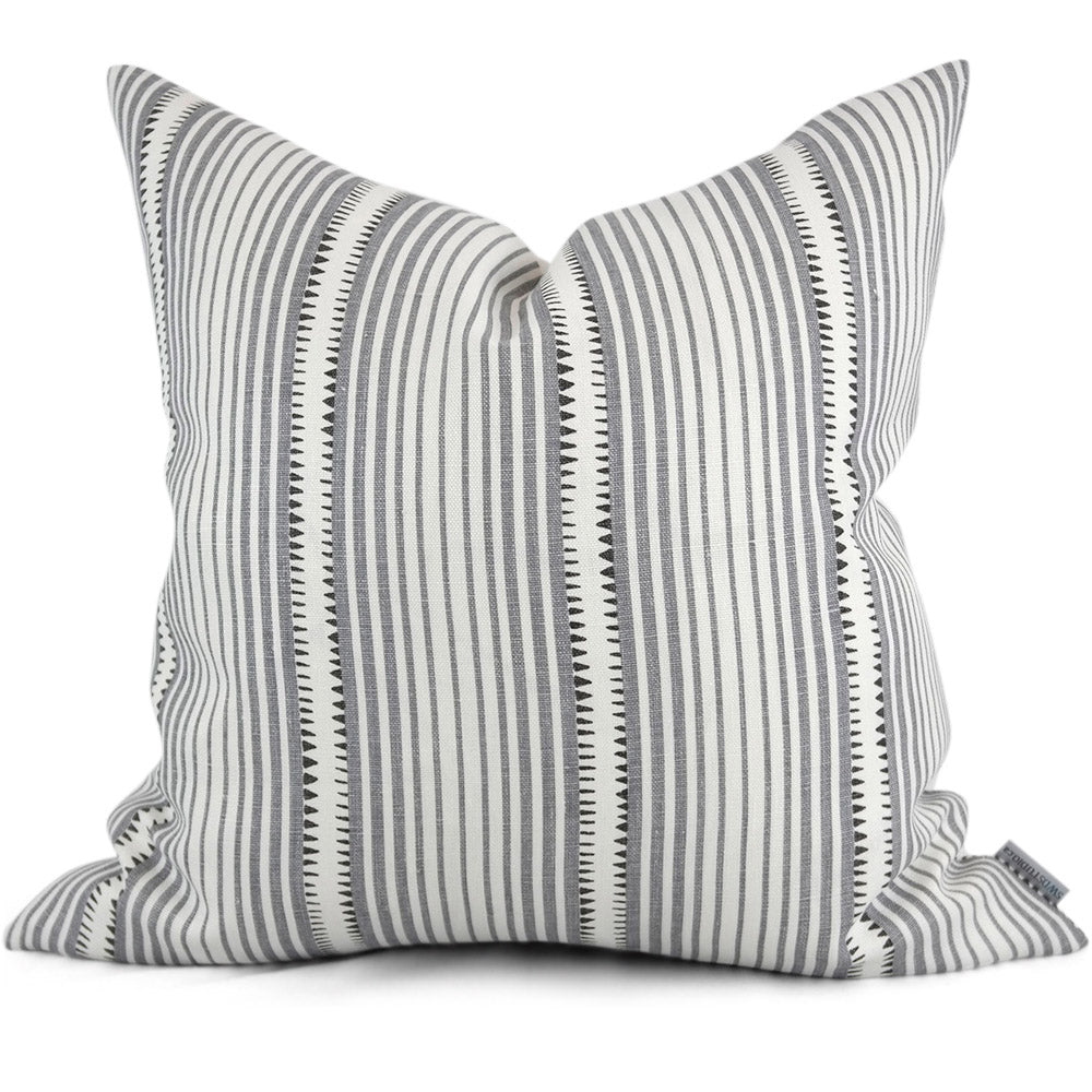 "MONCORVO Monument Pillow Cover - Shown in 20""x20"""