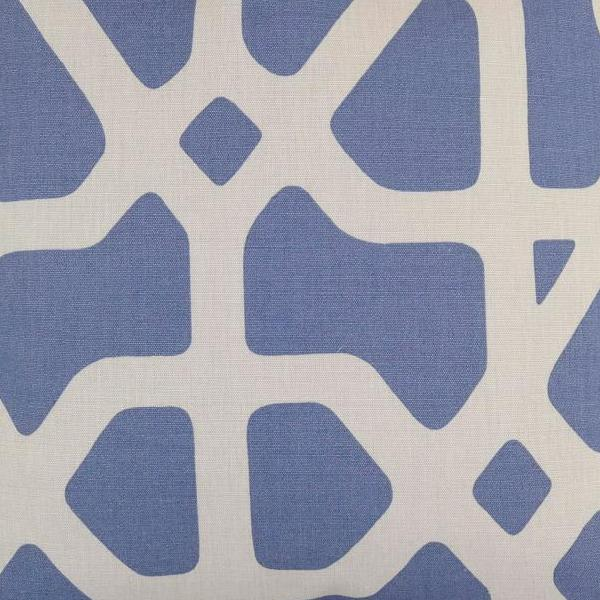 Portico in Sapphire Fabric Swatch