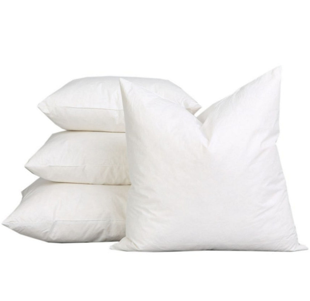Pillow Inserts - Feather/Down