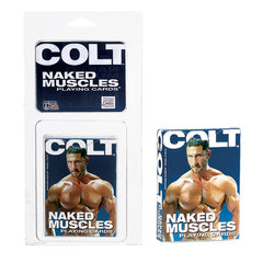 COLT Naked Muscle Playing Cards