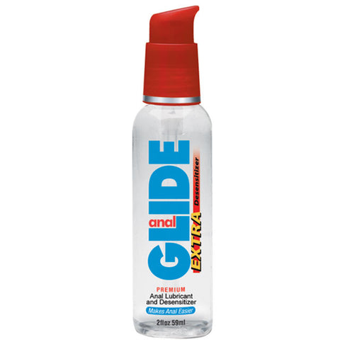 Body Action Anal Glide Extra 2 fl oz