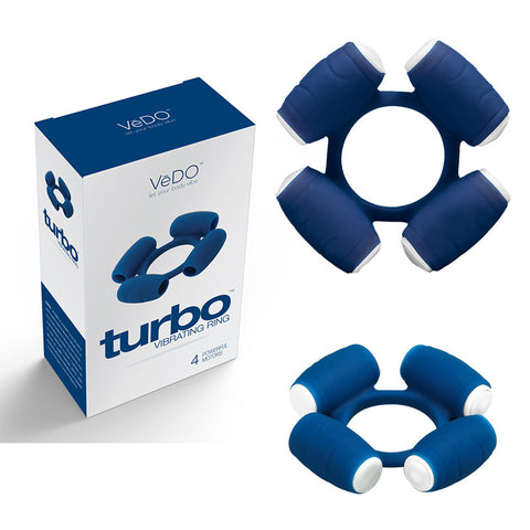 VeDO Turbo Vib Ring Midnight Madness