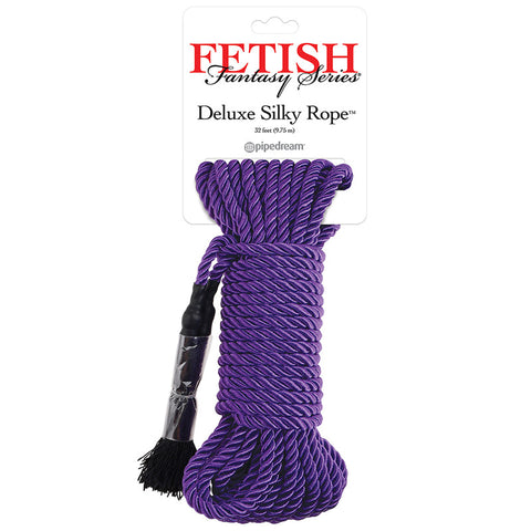 FF Deluxe Silk Rope - Purple