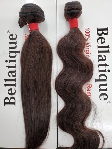 Bellatique 100% Virgin Brazilian hair