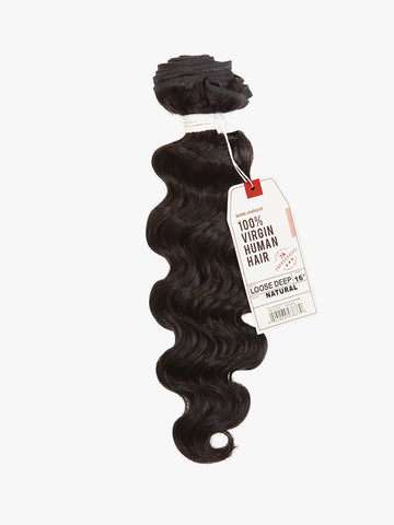 Loose Deep 7a virgin Brazilian bundle