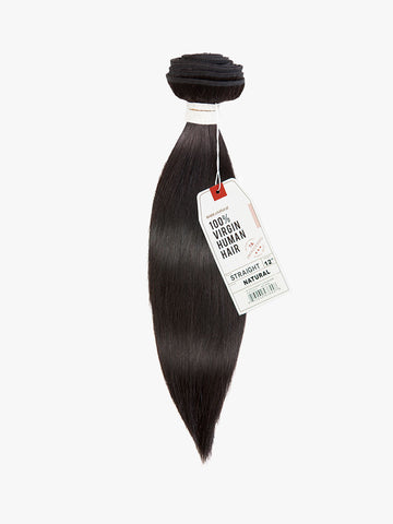 Straight 7a virgin Brazilian bundle