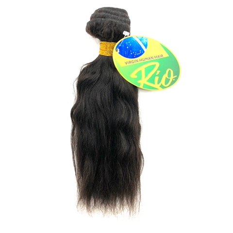 Natural Wet n Wavy - RIO Brazilian Virgin Bundle Human Hair
